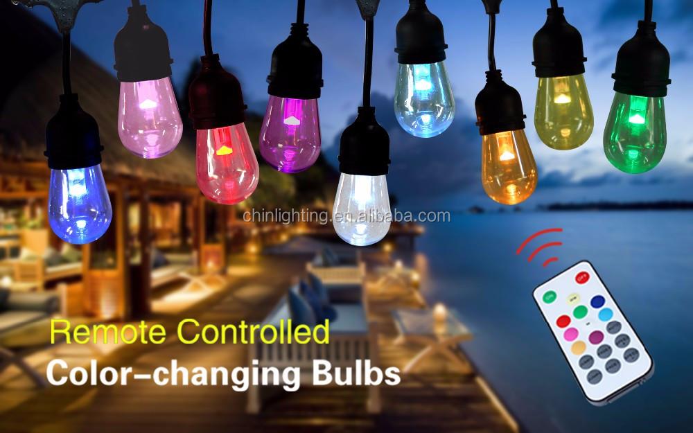 Low Voltage String Lights 24v 48 Ft Rgb