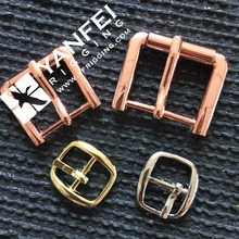 Top Selling Zinc Alloy Custom Design Metal Garment Accessory Craft Belt Buckle