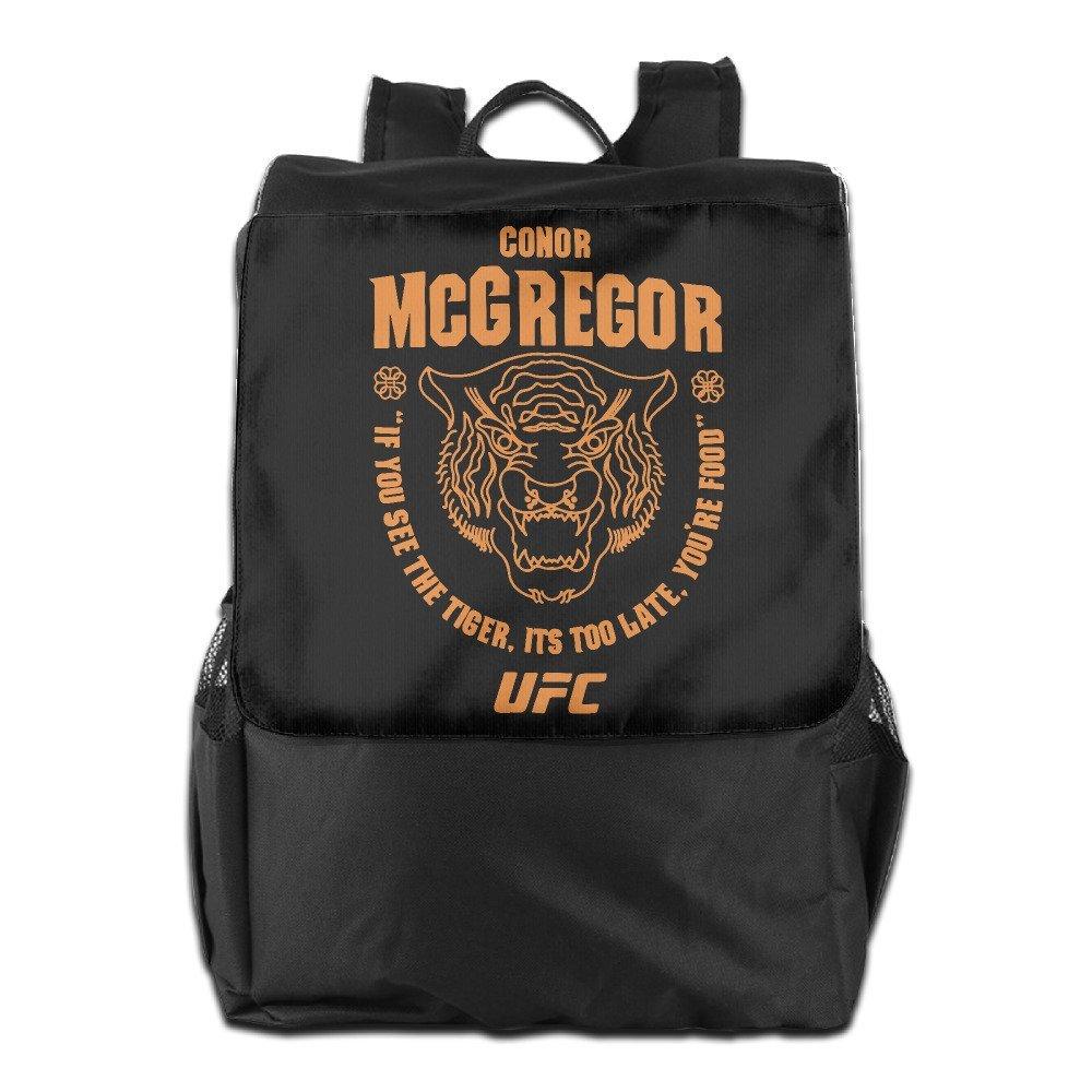 Conor McGregor UFC 202 Tiger Food Travel Backpack