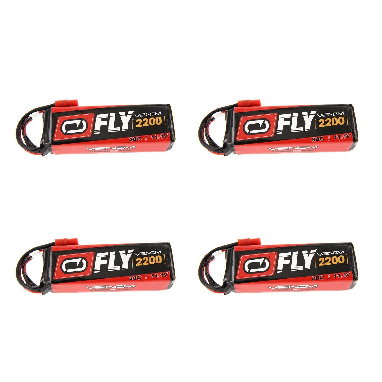 Cheap 2200mah 3s 11 1v 30c Lipo Find Lippo 111v Tplug Get Quotations Venom Fly Battery With Flyzone Super Tigre Plug X4 Pack