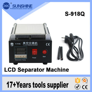 SUNSHINE Best Quality Phone LCD Repair Machine Vacuum Separator