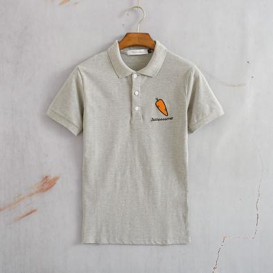 high quality cheapest new fashion polo uniform design 100% cotton pique customized logo embroidered polo shirts wholesale china