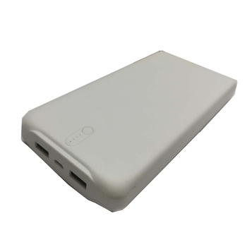 factory directly supply 20000mah USB type power bank with lithium polymer battery
