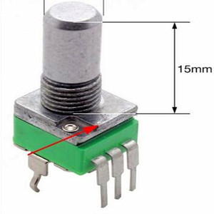 RV09312NO b100k vertical potentiometer