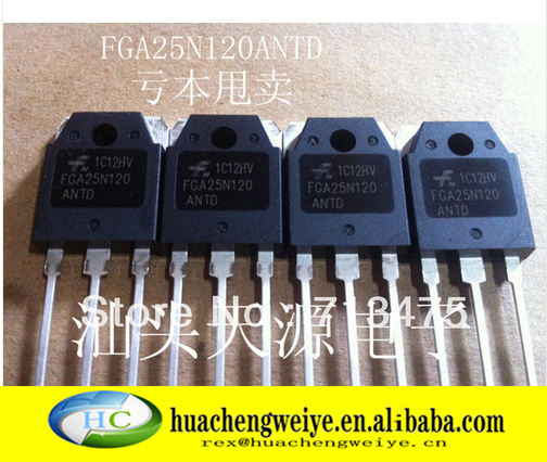 New Original electronics IC IGBT FGA25N120ANTD FGA 25N120