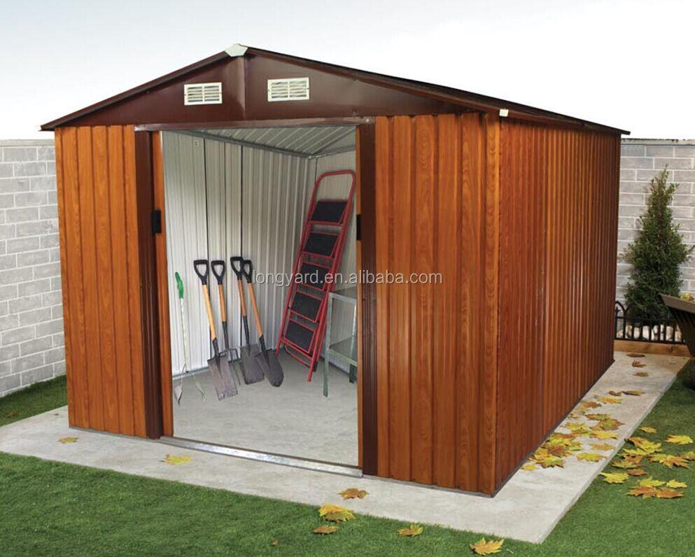 Maxtore Wooden Garden Storage Shed
