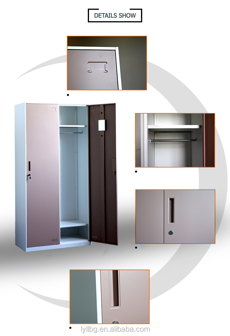 NEW PRODUCT hatil office furniture bd picture 2 door wardrobe