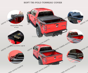 Discount custom parts Chevrolet Silverado/ GMC Sierra 8' Long Bed accessories tonneau covers