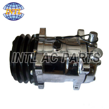Sanden Sd508 Sd5h14 Car A/c Compressor - Buy Auto Ac (a/c) Compressor  Sanden,Auto Ac (a/c) Compressor For Sanden 10pk,Sd508 Universal Product on