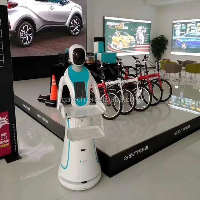 comercianți de roboți comerciali