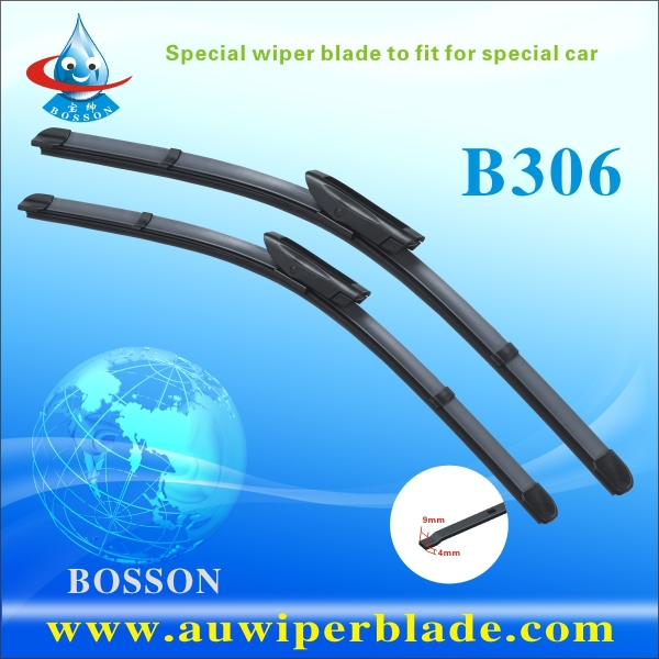 Global Glaze New Products Wiper Blade