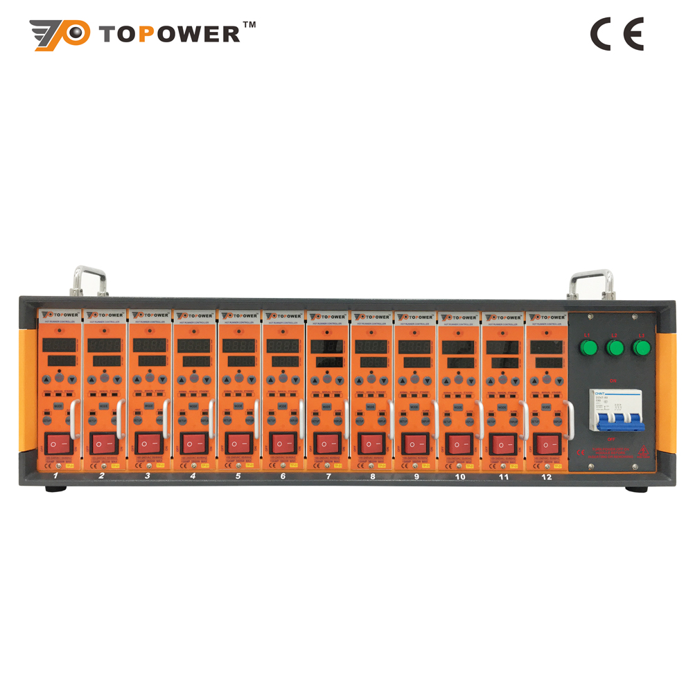Hot Runner Temperature Contoller For Plastic Industry