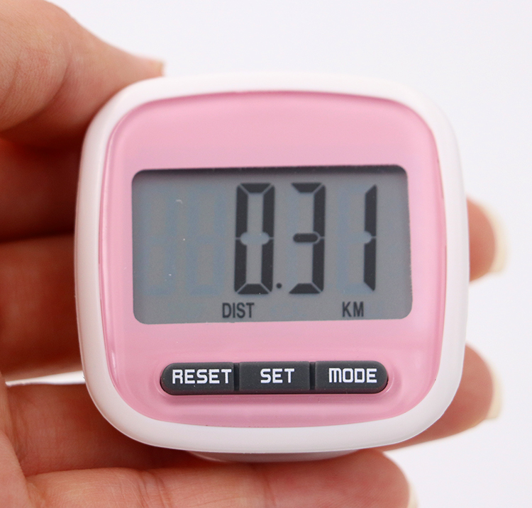 Promotional Fashionable Mini Precise Pedometer Manufacturer in China