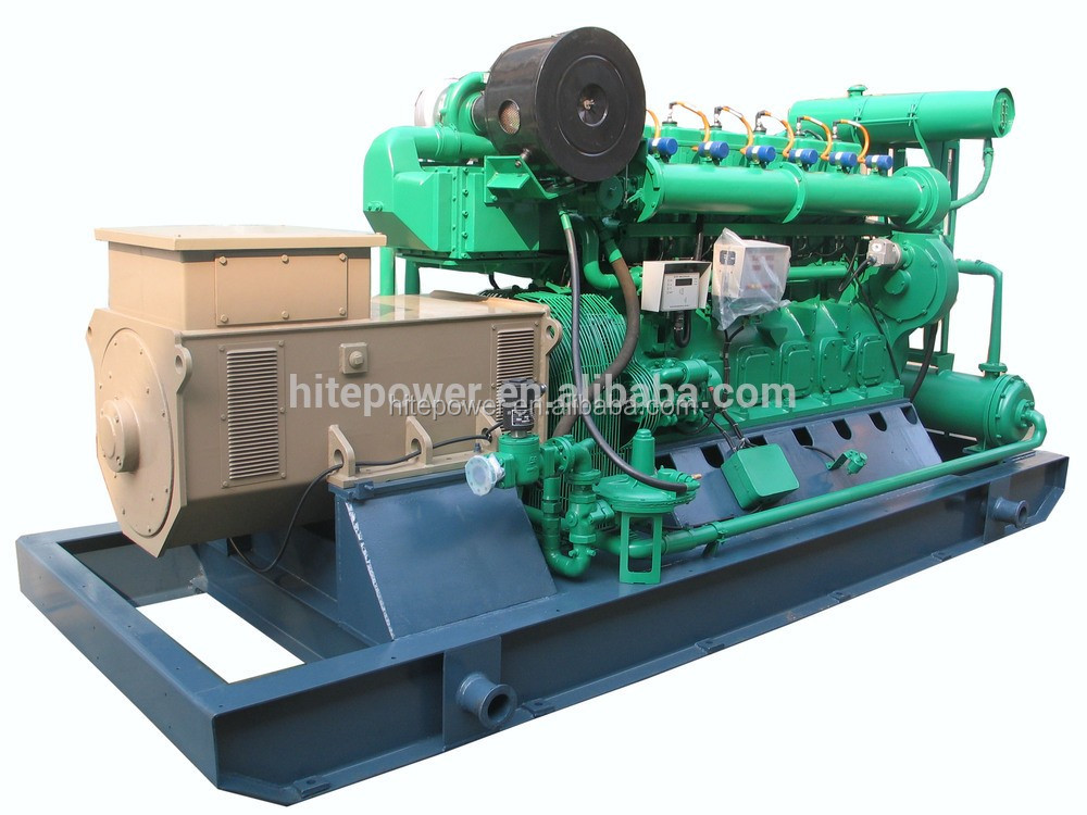 low rpm high quality 400kw/500kva biogas/natural gas generator for peru market