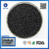 Injection 15gf and flame retardant black polyamide 6 nylon 6 resin
