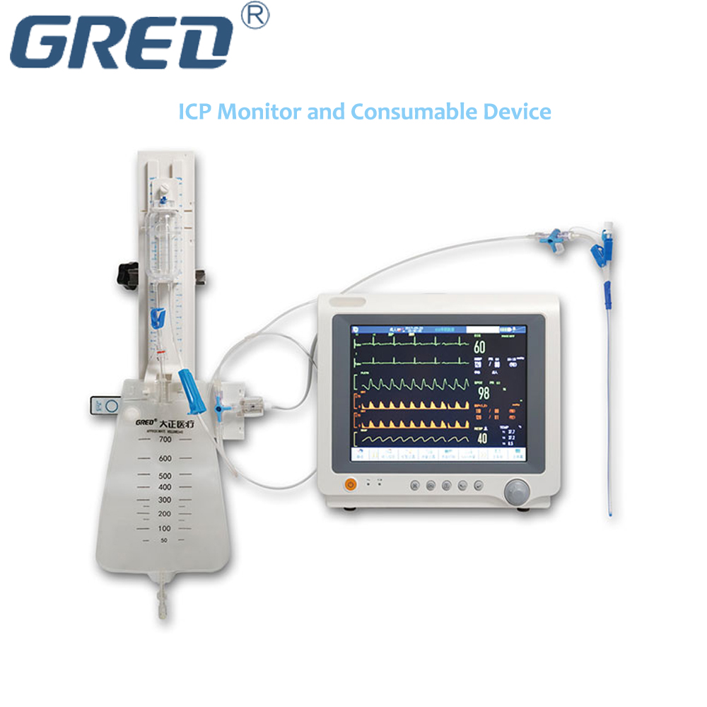 Gred ICP Monitoring and Drainage Consumable