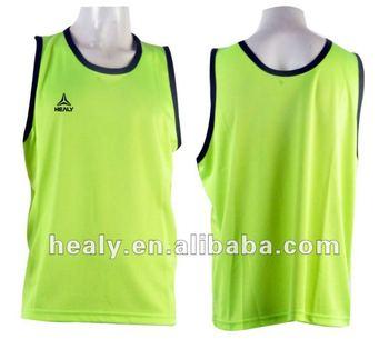 Sportswear Soccer Vest Bibs Training Vests