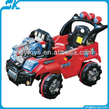 new product ride on car jeep baby ride on car for kids gas powered