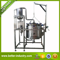EC300 Plant Distillation Machines for Vanilla Extract Essential Oil