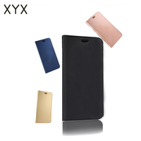 Genuine Leather Case for iPhone XS Max, Wallet Folding Flip Case with Kickstand Card Holder Protective Cover for iPhone Xs Max