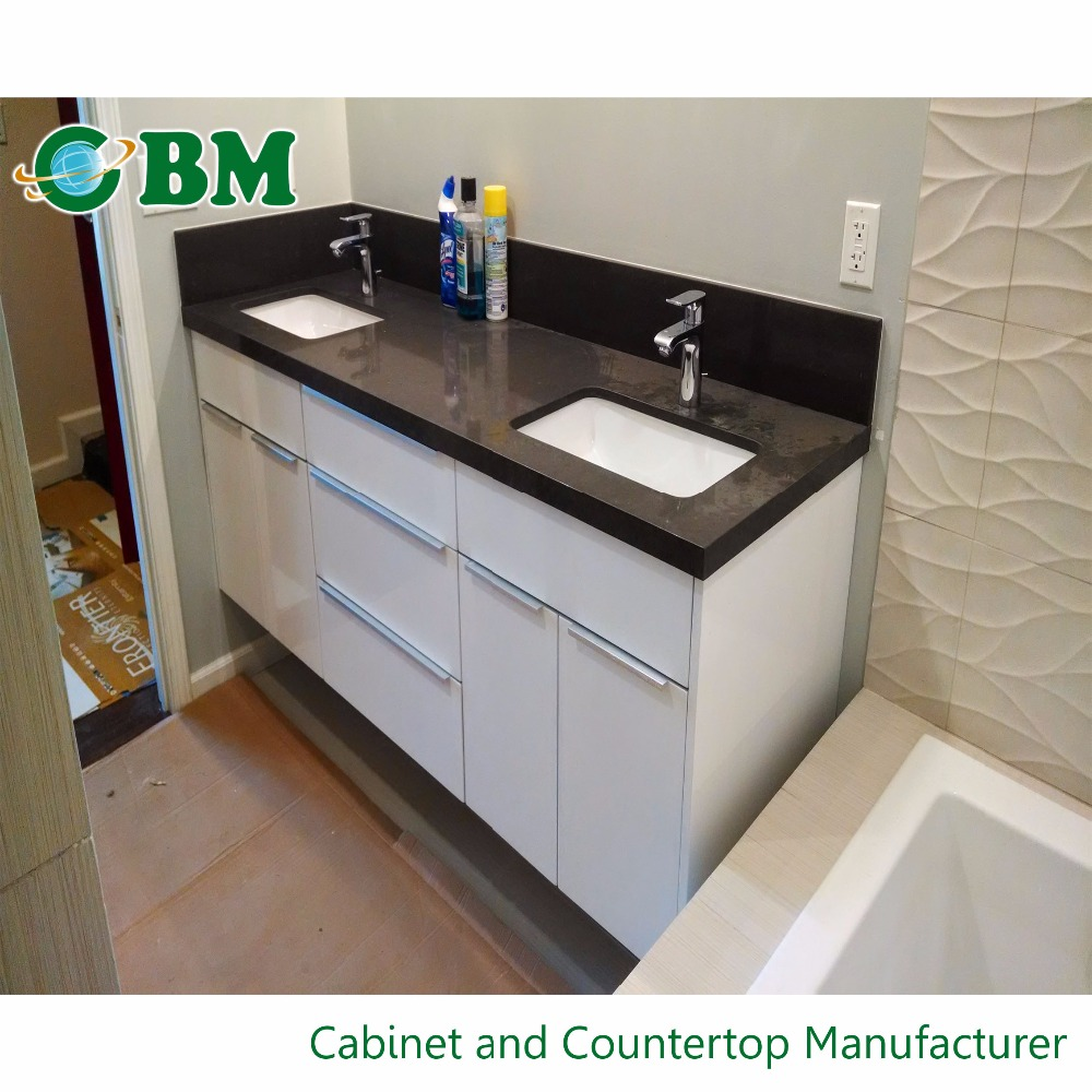 to for lowes at countertop of concrete your bathroom custom warm van vanities the elegance a with add countertops vanity
