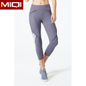2d75c8fcf8ae3 New design cheap high quality yoga fitness cheeky butt woman leggings with  mesh