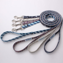 High Quality Pet Application Wholesale Full Sizes Enjoyable Polyester Dog Leash
