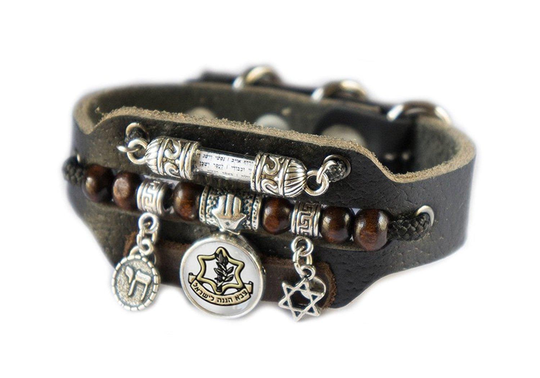 IDF - Israeli Army Bracelet, Israel Gift Souvenir, Tsahal, Zahal, Soldier Gear