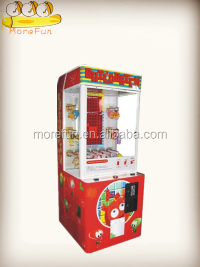 Chinese hot sale/prize game machine/Build Brick