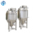 Stainless steel 100 liter conical single layer beer fermenter