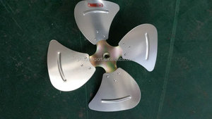 4pcs blades of hanning type exhaust cooling fan