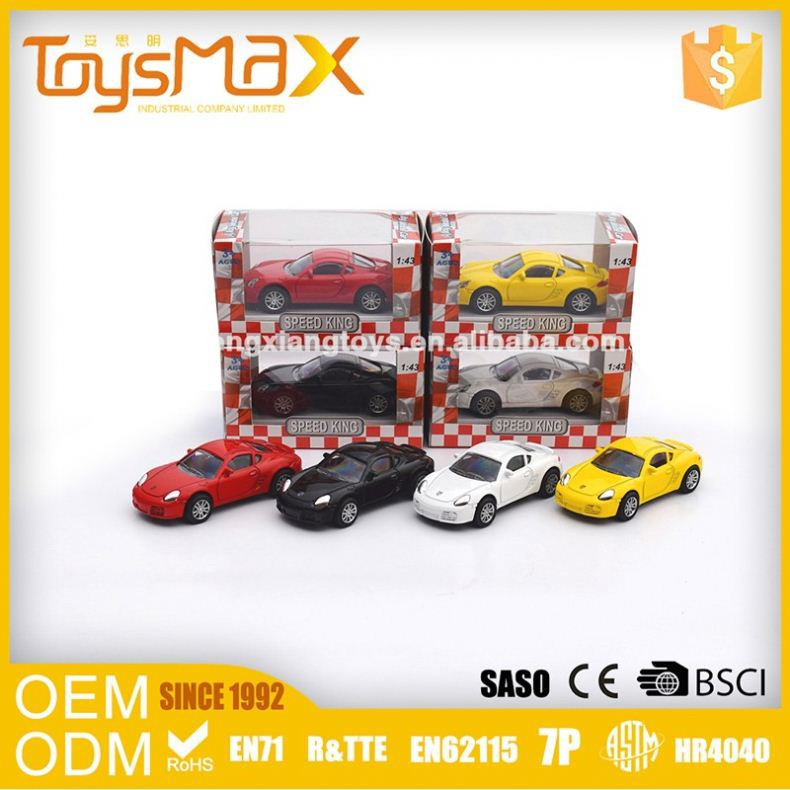 Toys Direct From China Colorful Diecast 1:43 Diecast Model Car
