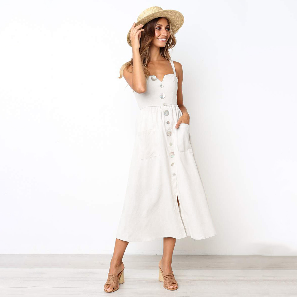 ladies long sexy casual summer <strong>dress</strong> cotton maxi women white long <strong>dress</strong>