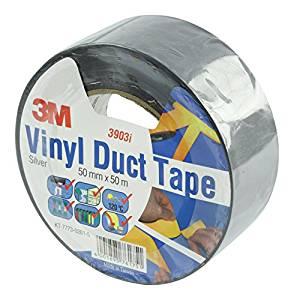 """3M 03451 1.88/"""" Scotch Automotive Transparent Duct Tape"""