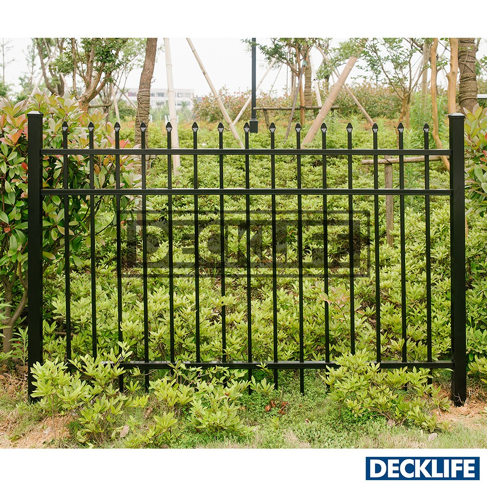 Lowes Aluminum Fence, Lowes Aluminum Fence Suppliers And Manufacturers At  Alibaba.com