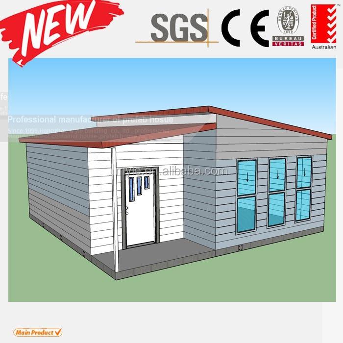 2 chambre 1 salle de bains cuisine maison modulaire for Maison prefabriquee kit