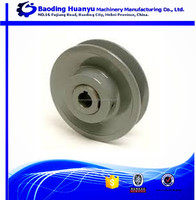GG20 Sand Casting cast iron V-belt drive Pulley