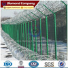 Stainless Steel Razor Blade Barbed Wire/Security Fence factory
