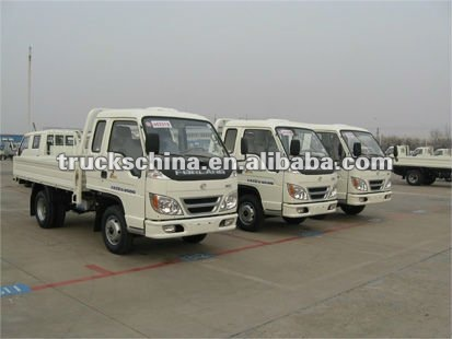 Foton 2ton diesel light truck