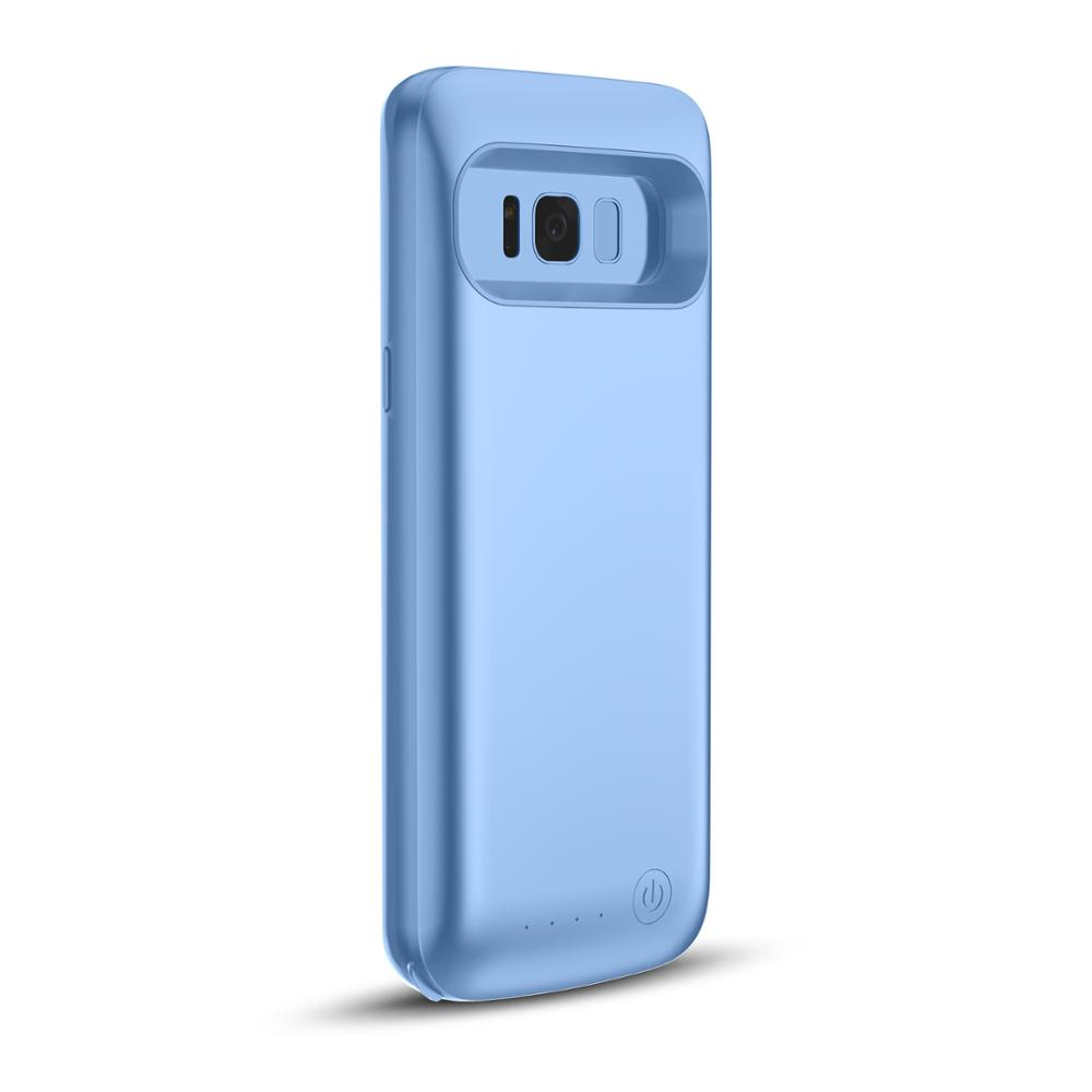 battery case for samsung S8 4500mAh, Powercase for samsung S8,for S8 battery case