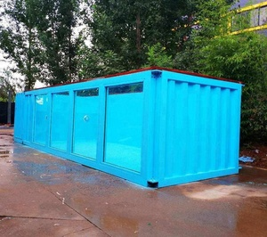 Modern design customized container swimming pool