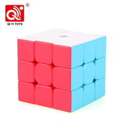 Black 4 in 1 classic combination play speed plastic cube for cheap