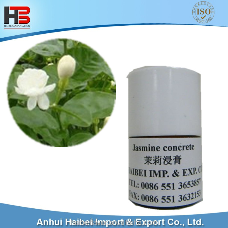 Natural top bulk Jasmine concrete essential oil supplier