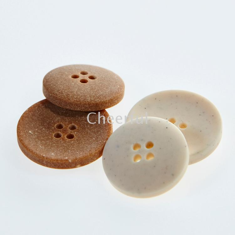 Hot selling product ivory resin button