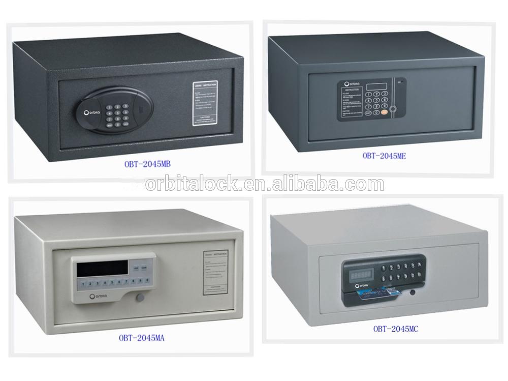 hotel guest room digital safe deposit box view hotel. Black Bedroom Furniture Sets. Home Design Ideas