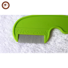 Hair Lice Comb Brushes Nit Free Fine Egg Dust Removal Stainless Steel Anti Lice Comb
