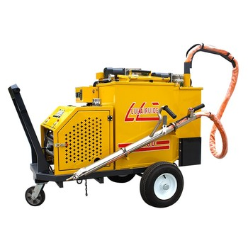concrete crack repair potting machine surface crack processing road surface crack repair machines
