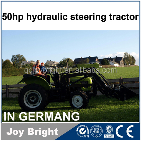 4wd 50hp tractor with FEL loader