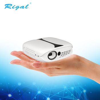 New DLP Projector for Business Home Theatre Smart LED Pocket Mini Projector