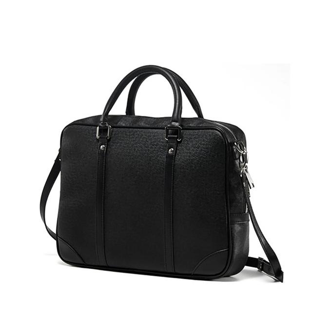 1c05075eff3d Новый стиль vintage мужская портфели с длинным поясом, высокое качество pu  кожаная .
